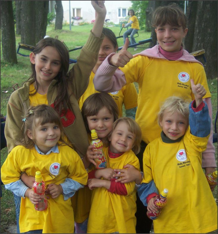 FAIR - Poland - children's camp